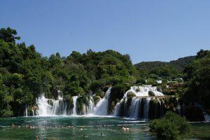 Krka-vízesés