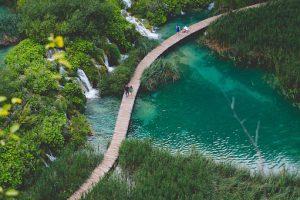 Seen von Plitvice